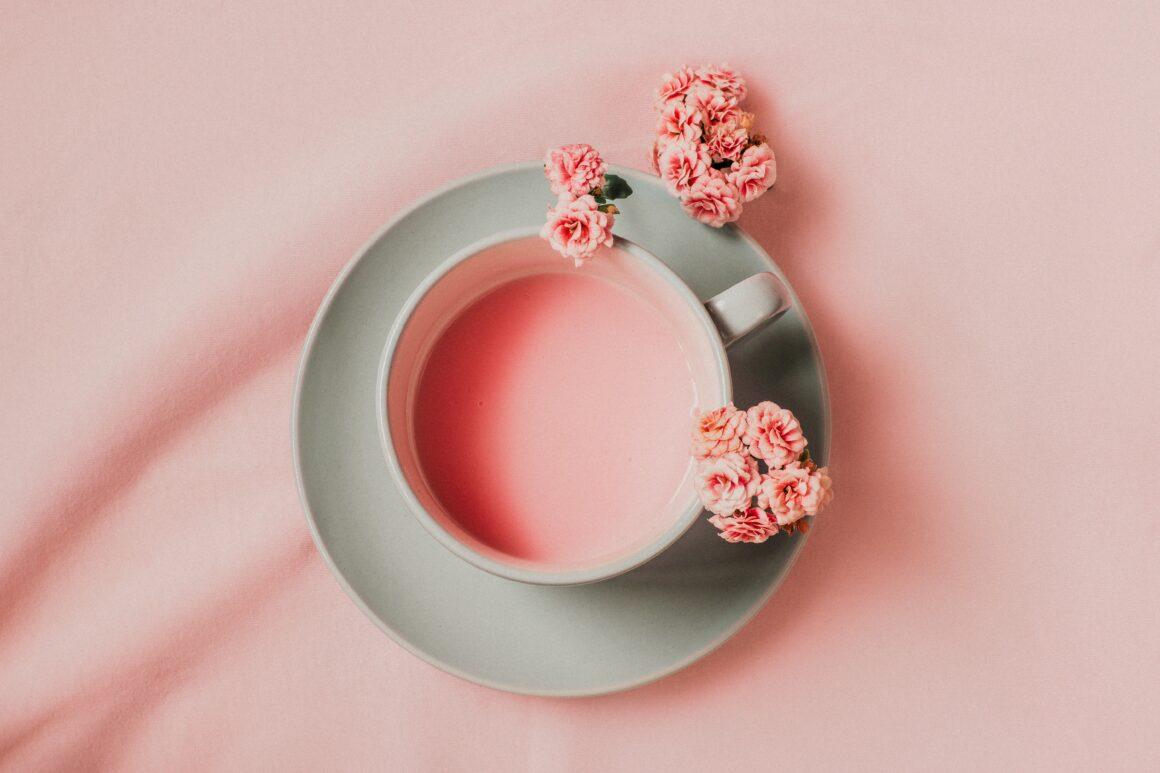 Rosa il colore del relax