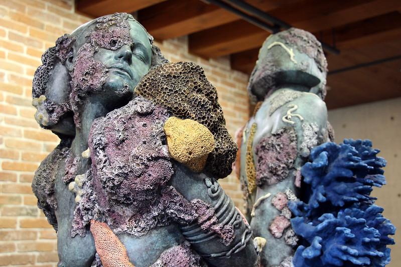 L'unione tra l'hospitality e l'arte, Damien Hirst, Punta della Dogana