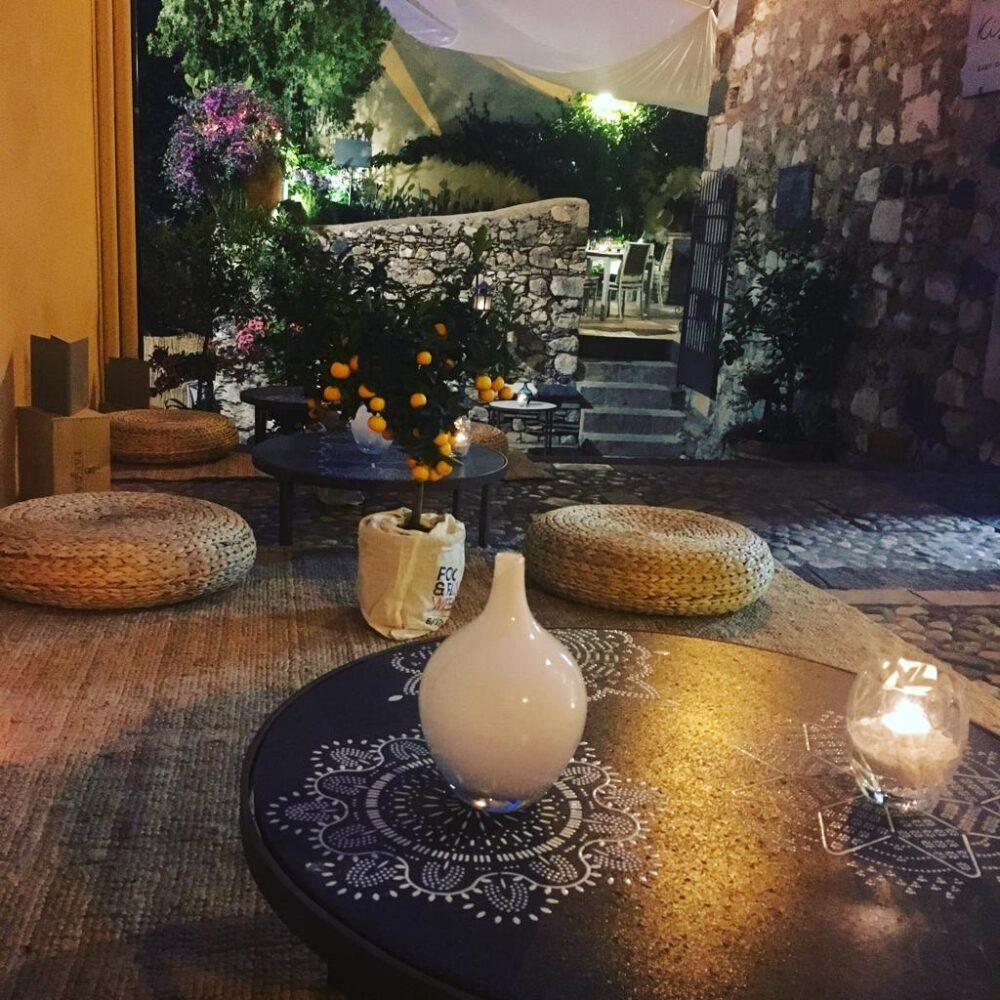 Morena Benenati ristorante Kistè Taormina