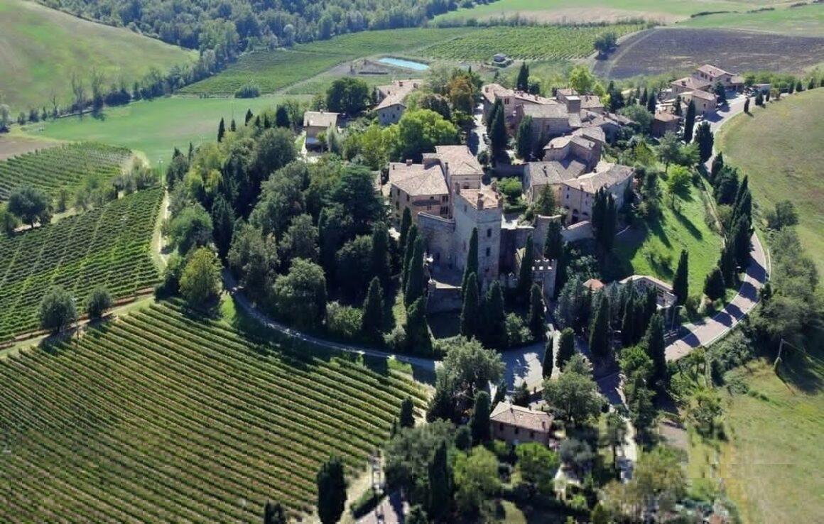 Castello di Serrvalle