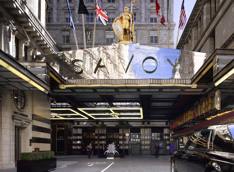 Hotel Savoy Londra