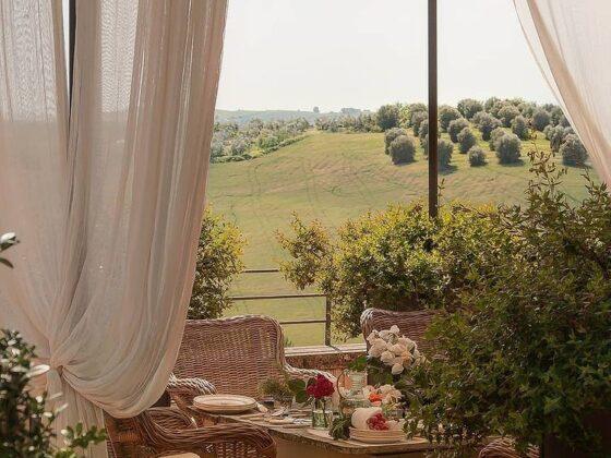 Villa Dianella La terrazza