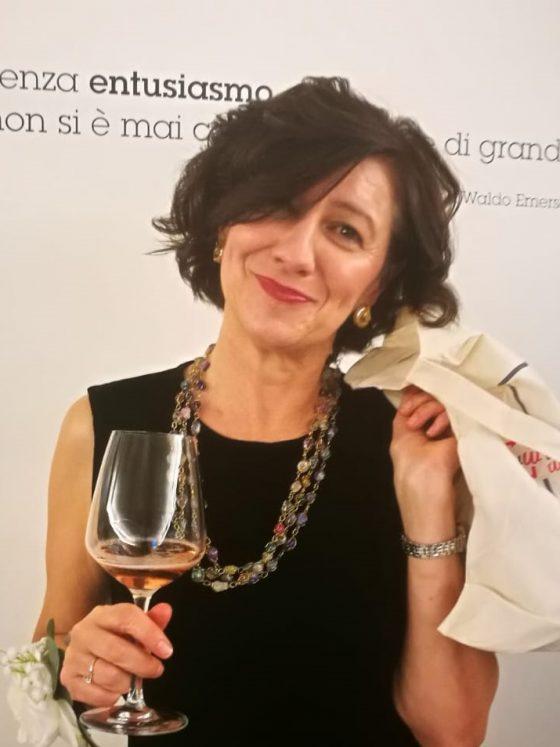 Patrizia Marazzi ritratto